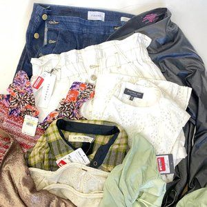 Clothing RESCUE BOX Sold as is